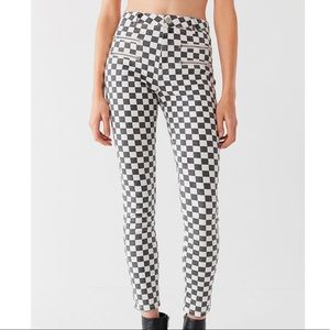 Urban Outfitters BDG Checkered Jeans / Pants